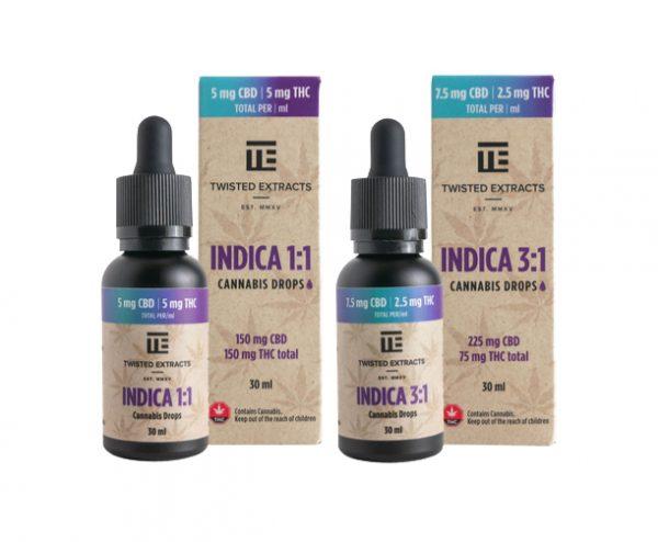 Indica Oil Drops