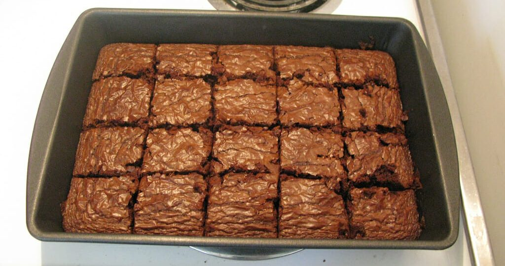 Weed Brownie